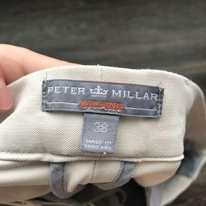 Shorts - Peter Miller tan shorts size 38